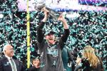 La prima volta dei Filadelfia Eagles: le immagini più belle del Super Bowl 2018