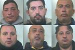 Assalto al furgone tabacchi a Termini Imerese, convalidati i 6 arresti - Nomi e Foto