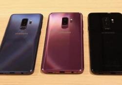 Samsung Galaxy S9: la prima prova
