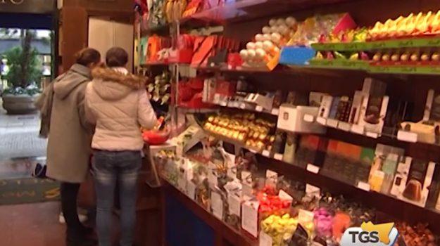 A Palermo è corsa per i regali di San Valentino