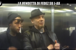 Fedez si vendica, lo scherzo a J-Ax alle Iene - Video