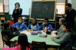 Un mappamondo vivente in classe a Palermo: «Stranieri una risorsa»