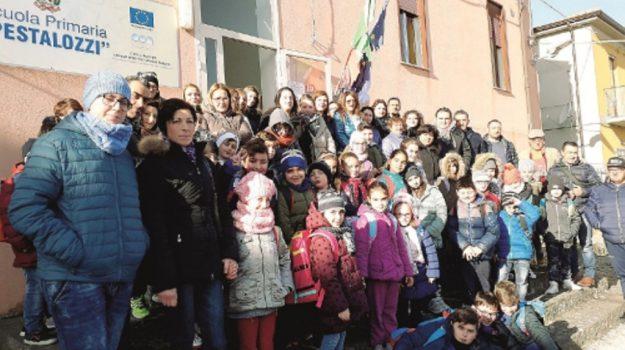 scuola pestalozzi assoro, Enna, Cronaca