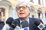 """Il """"record"""" di Sgarbi: sindaco per la terza volta in tre comuni diversi"""