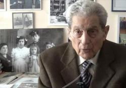 Shoah, il superstite Alberto Sed«Questa è la mia rivincita su Auschwitz»
