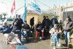 Gela, sit-in degli operai della Turco per evitare altri licenziamenti