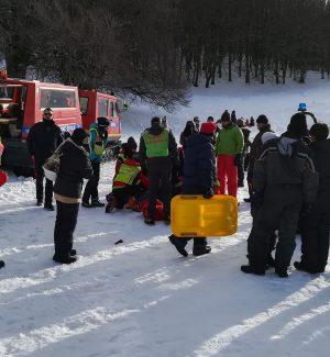 Incidenti a Piano Battaglia, sei persone ferite e soccorse