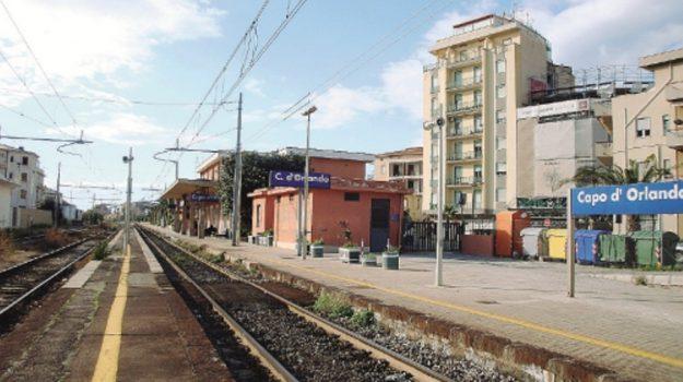 stazione capo d'orlando, Messina, Economia