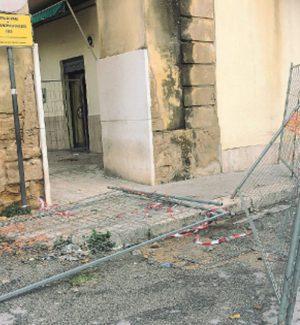 Strada chiusa: è protesta a Castelvetrano