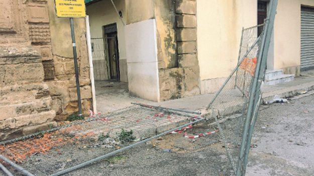 strada chiusa castelvetrano, Trapani, Cronaca