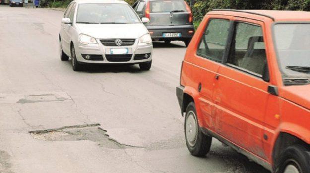 strade enna, Enna, Economia