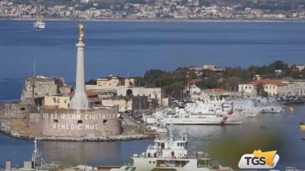 Domenica stop ai traghetti tra Messina e Villa San Giovanni