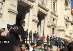 Studenti in piazza in tutta Italia contro l'alternanza scuola lavoro