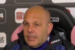 """Palermo, Tedino predica attenzione: """"Ma contro il Foggia è la partita del salto di qualità"""" - Video"""