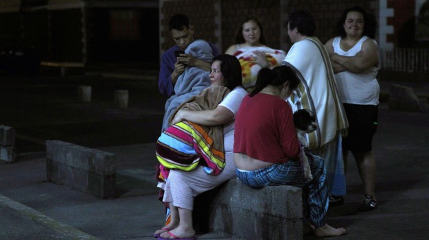 Nuova forte scossa nella notte in Messico: terremoto di magnitudo 6.0