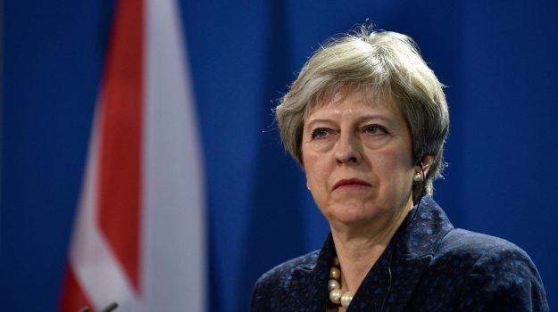 Theresa may brexit, Sicilia, Mondo