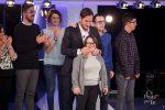 Francesco Totti torna a C'è posta per te per fare la sorpresa a tre ragazzi con la sindrome di down - Video