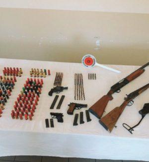 Traffico di armi in provincia di Siracusa, è allarme: crescono arresti e sequestri