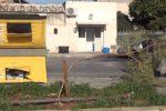 Vento nella zona di via Oreto a Palermo, spezzati alcuni rami