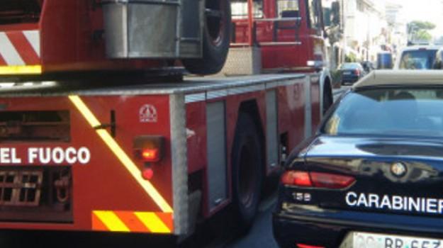 fuga gas castrofilippo, Agrigento, Cronaca