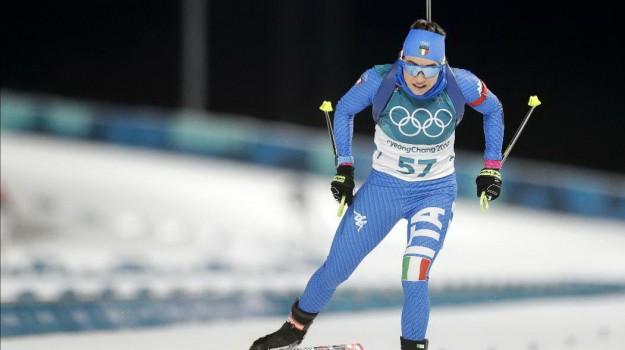 olimpiadi invernali 2018, Sicilia, Sport