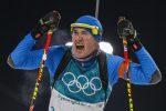 Olimpiadi, dal Biathlon la prima medaglia azzurra: bronzo per Windisch