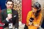 """Nina Zilli ai microfoni di Rgs: """"La mia canzone dedicata alle donne"""""""
