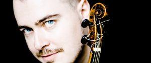 Il violino di Sinkovsky e l'Arianna Art Ensemble a Trapani