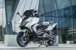 Yamaha amplia gamma T-Max con SX Sport Edition