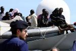 Sbarco a Pozzallo, fermati due presunti scafisti tunisini