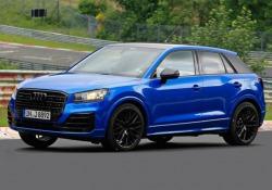 C'è un po' di Deltona nel nuovo crossover sportivo Audi SQ2