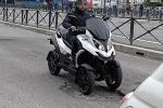 Ecco Qooder lo scooter a quattro ruote che non teme le buche