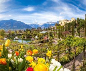 Riaprono Giardini di Castel Trauttmansdorff a Merano