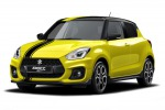 Suzuki lancia Swift Sport sul Web con versione BeeRacing