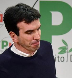 Il segretario reggente del Pd, Maurizio Martina