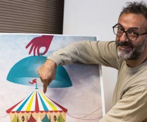 A Rimini torna 'Al Meni', circo dei sapori