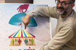 A Rimini 'Al Meni', il circo dei sapori