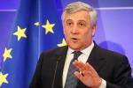 Tajani, 'l'Ue agisca, i populismi crescono'