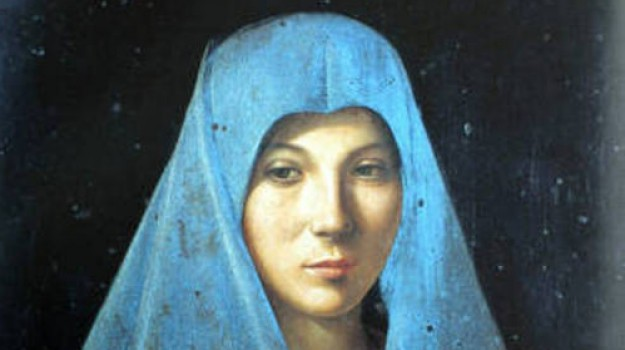 Antonello Da Messina, l'Annunciata