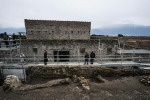 A Pompei nuovi scavi e nuove scoperte