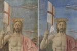 """Torna a """"vivere"""" la Resurrezione di Piero della Francesca"""