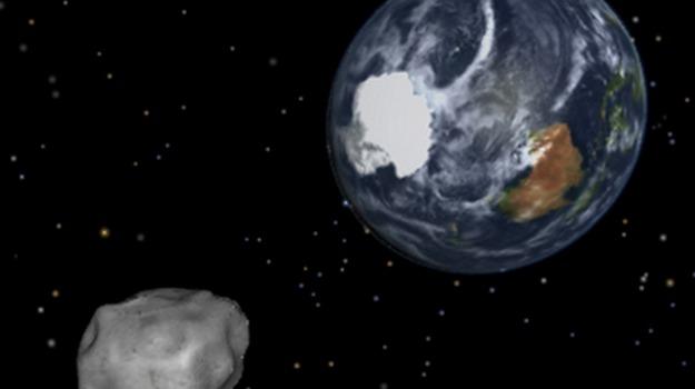 asteroide, luna, terra, Sicilia, Società