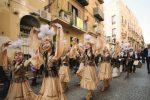 """Ad Agrigento sfila la festa del """"Mandorlo in fiore"""""""