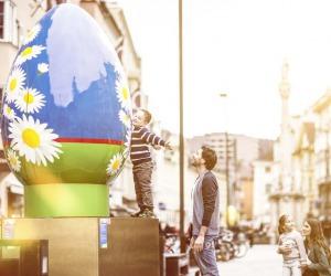 Pasqua all'estero dall'Islanda alla Slovenia