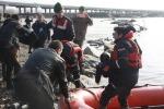 Migranti: Frontex, a febbraio sbarchi Italia scesi sotto 800