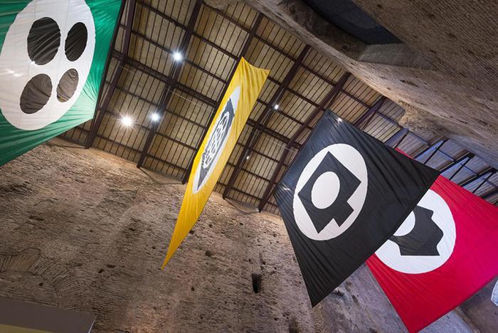Arabesque il tessuto dialoga con l arte giornale di sicilia