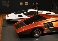 Auto: presentato in India volume 'The Bertone Collection'