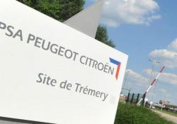 Gruppo PSA ha deciso un adeguamento del network produttivo