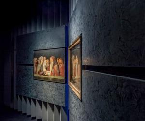 Mantegna e Bellini, opere a confronto