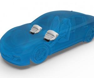 ZF produrrà nuovo modulo airbag per ginocchia